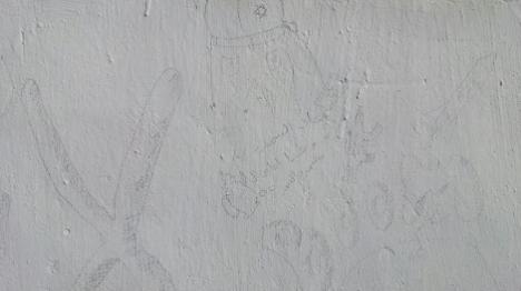 פועל ערבי ריסס כתובות במקום עבודתו