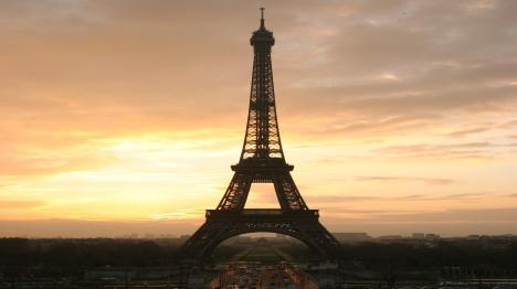 מגדל אייפל בפריז (Tristan Nitot)