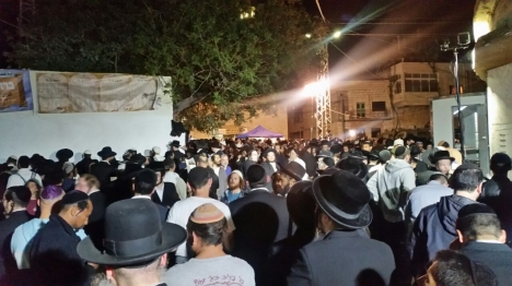 """הכניסה לקבר יהושע בן נון (מוא""""ז שומרון)"""