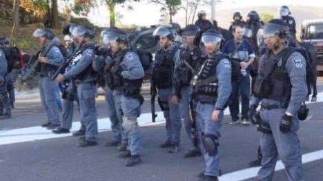 """השוטרים נחקרו במח""""ש"""