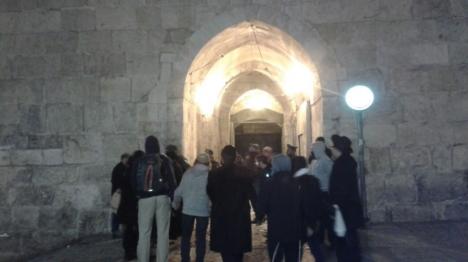 כל פעילי 'חוזרים להר' שוחררו