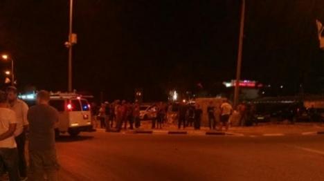 צפו: תיעוד הפיגוע ממצלמות האבטחה
