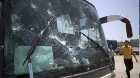 """דיווח: ארבעה ערבים נפצעו סמוך לפ""""ת"""