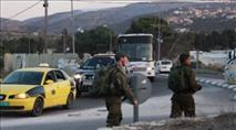 חדירה להר ברכה: ערבי נורה ושני נמלט ונלכד