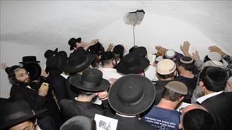 התפללו בקבר יהושע בן נון ונעצרו