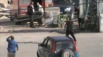 """חוו""""ד מקצועית משבחת אזרחים שתקפו מיידי אבנים"""