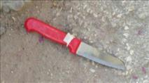 עובד ערבי במאפייה איים בסכין על יהודים