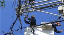 בצל הטילים: חברת חשמל מחזירה את החשמל לעזה