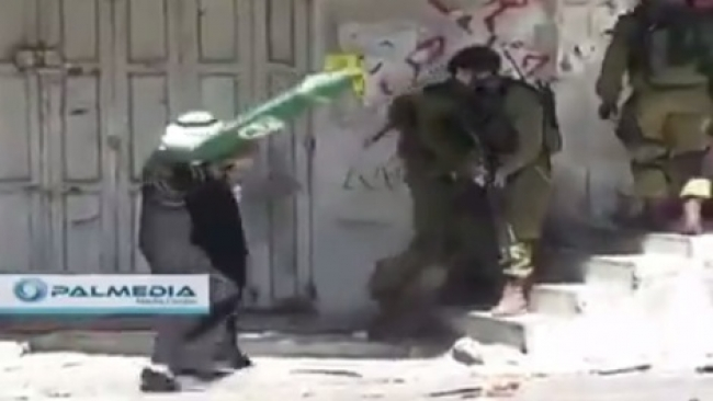 תיעוד: חיילים חסרי אונים בהתפרעויות ערבים