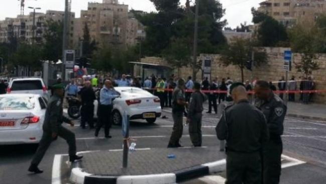 הרוג בפיגוע הדריסה בירושלים