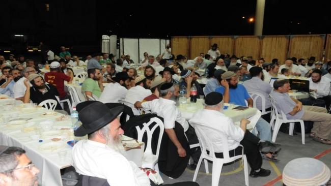 צפו בכנס של דרך חיים לחיזוק הזהות היהודית בעפולה