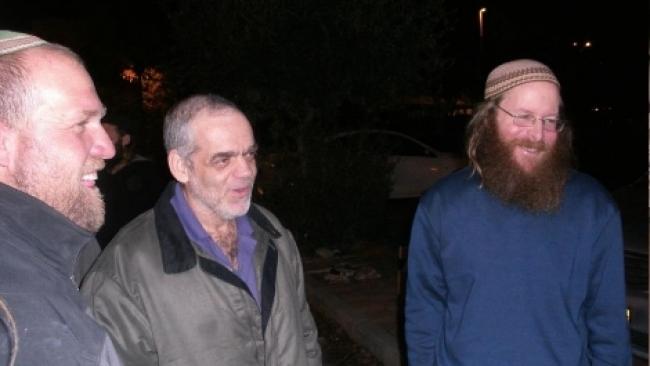 ושבו בנים לגבולם: בעז אלברט שוחרר ממעצר