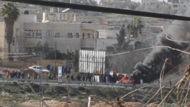 """צפו: חיילי צה""""ל מושפלים בכפר ג'ילזון"""