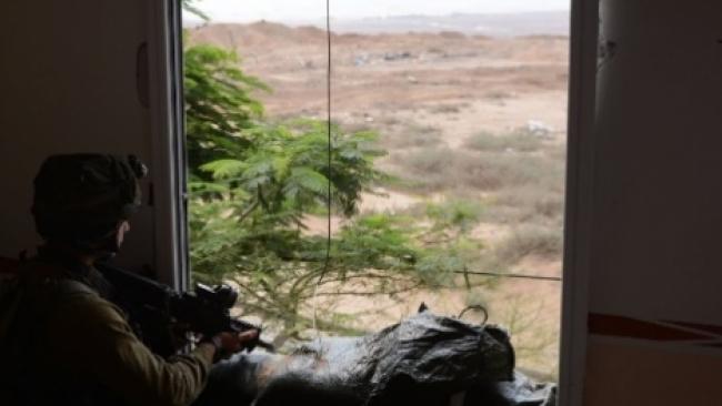 תיעוד: פעילות כוחות מיוחדים בסג'עיה