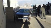 צפו: מעצר ערבים שתקפו לוחמים בקלנדיה